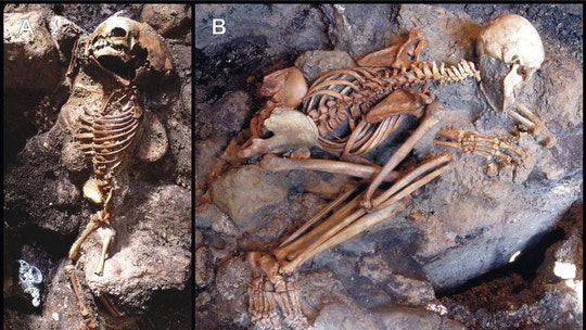 Some Vesuvius victims 'baked' for hours as they died, shocking find reveals