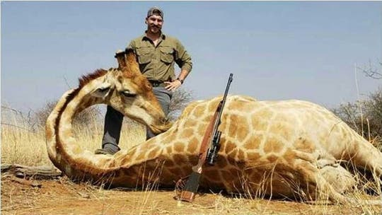 Idaho Fish and Game commissioner resigns after posing with animals he killed during Africa hunt