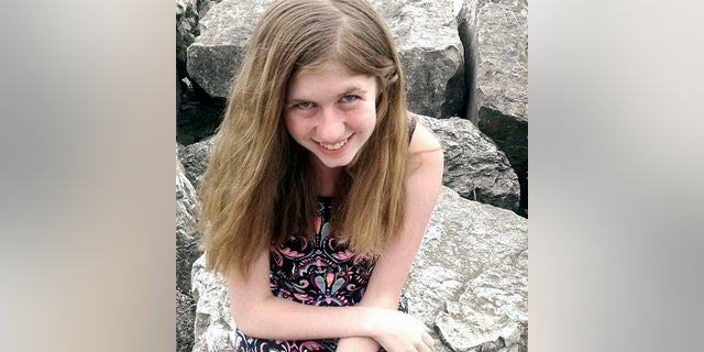 This undated photo provided by Barron County, Wis., Sheriff's Department, shows Jayme Closs. Authorities say that Closs, a missing teenage girl, could be in danger after two adults were found dead at a home in Barron, Wis., on Monday, Oct. 15, 2018.