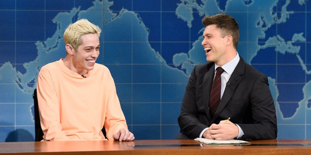 Pete Davidson said he may be done appearing on 'Saturday Night Live' soon.