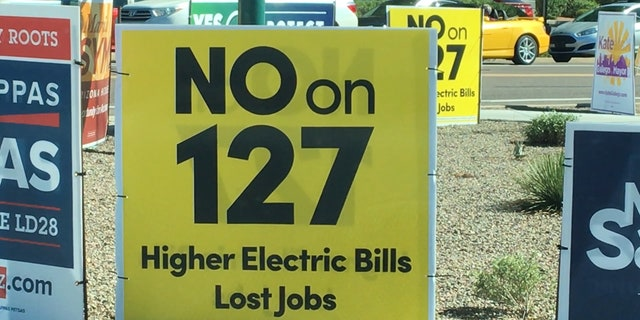 """""""They (California) have the mirror image—50 percent renewable mandate in place and their electricity rates are increasing at three times the national average,"""" said Matthew Benson, Arizonans for Affordable Energy spokesperson. """"So, I think for Arizona, businesses, and other leaders, that's an example of what we don't want to replicate here."""""""