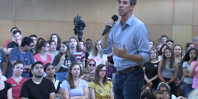 Beto O'Rourke Borrows 'Lyin' Ted' Insult As He Repeatedly Attacks Sen