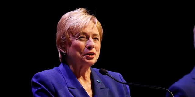 Hillary Clinton endorsed Janet Mills for governor of Maine.
