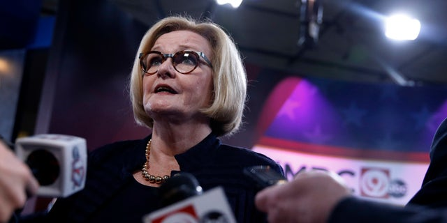 Missouri incumbent Democratic Sen. Claire McCaskill's private plane has often been a contentious subject during her campaign.