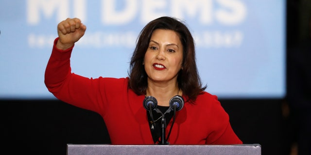 Hillary Clinton endorsed Gretchen Whitmer for governor of Michigan.