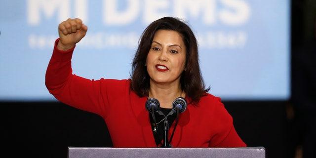 Hillary Clinton endorsed Gretchen Whitmer for governor of Michigan.
