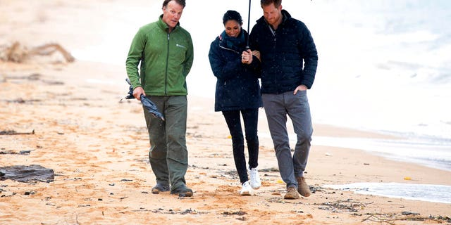 Prince Harry and his wife Meghan are on day 14 of their 16-day tour of Australia and the South Pacific.