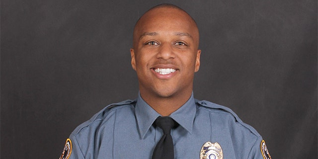 Officer Antwan Toney of the Gwinnett County Police Department was killed on Oct. 20.