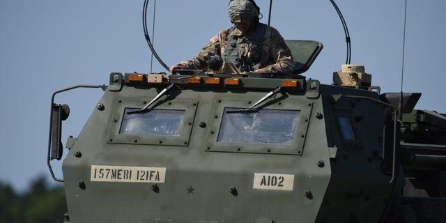 File photo - U.S. Army HIMARS