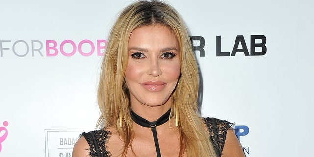 Brandi Glanville opened up about her daily life at home in quarantine on her podcast this week.