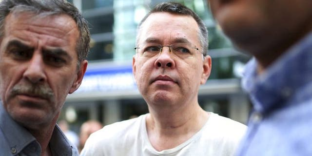 Andrew Brunson, an evangelical pastor from Black Mountain, North Carolina, was released from Turkey in October.