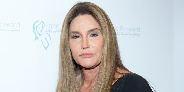 """Caitlyn Jenner attends the Face Forward's 10th Annual """"La Dolce Vita"""" Themed Gala at the Beverly Wilshire Four Seasons Hotel on September 22, 2018 in Beverly Hills, Calif."""