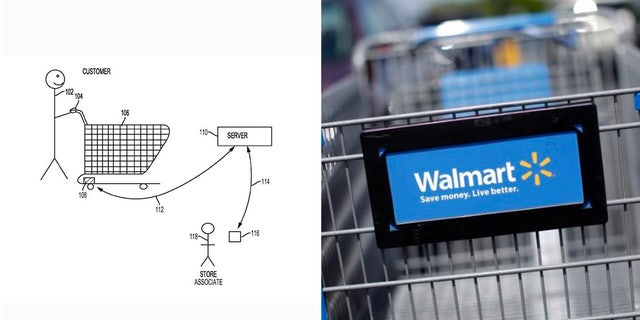 Retail giant Walmart has applied for a patent for a smart shopping cart.