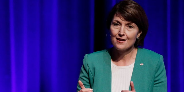 Rep. Cathy McMorris Rodgers is seeking re-election in Washington.