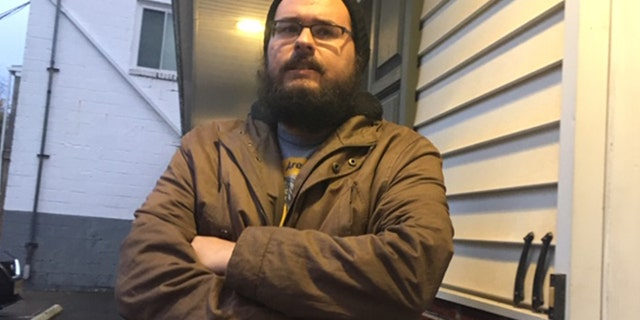 Chris Hall is the next-door neighbor of accused Pittsburgh synagogue shooter Robert Bowers.