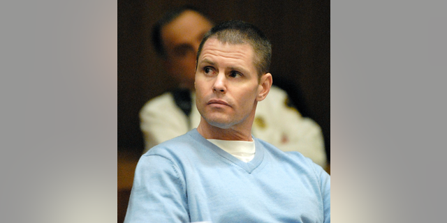 """In this April 14, 2009 photo, Fotios """"Freddy"""" Geas appears for a court proceeding in his defense in the Al Bruno murder case, in Springfield, Mass. (Don Treeger /The Republican via AP)"""