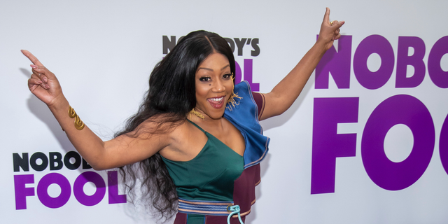 Tiffany Haddish revealed how she dropped 40 pounds while on coronavirus lockdown.
