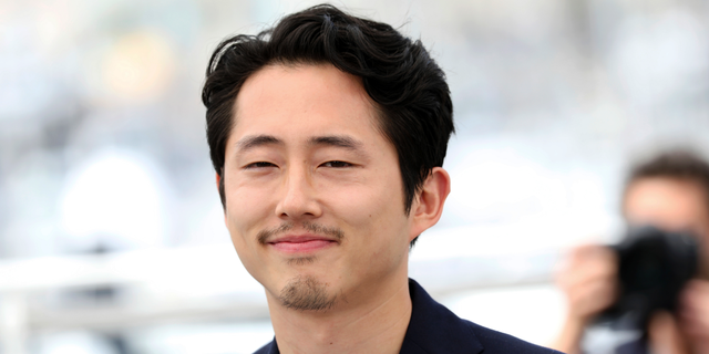 Actor Steven Yeun opened up about his departure from 'The Walking Dead' in 2016.