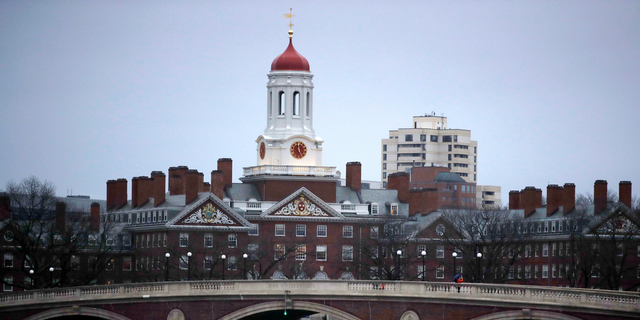 Harvard denies any discrimination, saying it considers race as one of many factors when considering applicants. (AP Photo/Charles Krupa, File)