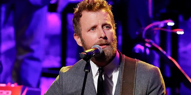"Dierks Bentley, pictured here performing at the 2018 Medallion Ceremony at the Country Music Hall of Fame and Museum on Oct. 21 in Nashville, Tenn., is set to produce a comedy series with ""Last Man Standing"" creator, Jack Burditt."