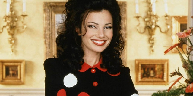 "Fran Drescher starred as nanny Fran Fine in the CBS comedy ""The Nanny."""