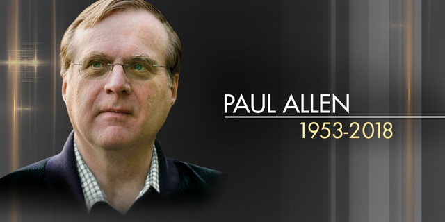Paul Allen, the co-founder of Microsoft, died on Monday from complications of non-Hodgkin's lymphoma, his family said in a statement.