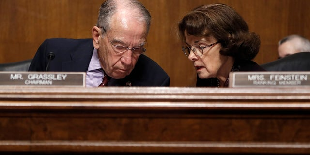 "Senate Judiciary Committee Chairman Chuck Grassley, R-Iowa, said early Thursday the committee has received a ""supplemental FBI background file"" on Supreme Court nominee Brett Kavanaugh."