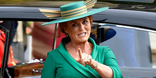 Sarah Ferguson shared a controversial message about the coronavirus on Instagram.