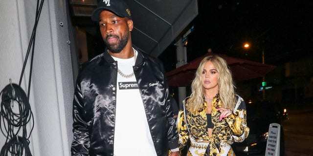 """Khloe Kardashian said it will be """"very hard to relive"""" Tristan Thompson's cheating scandal when it airs on """"Keeping Up with the Kardashians."""""""
