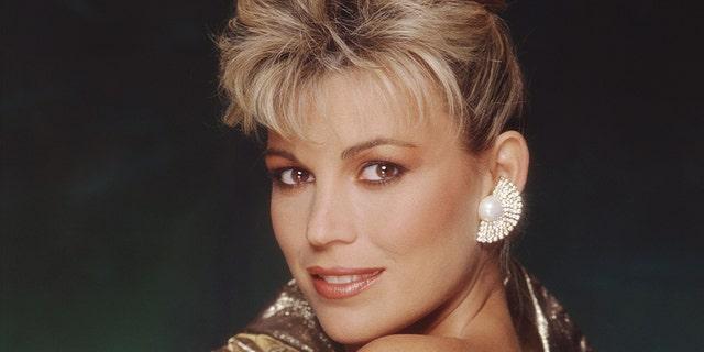 Vanna White in 1986.