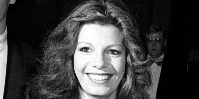 Princess Yasmin Aga Khan in 1983.