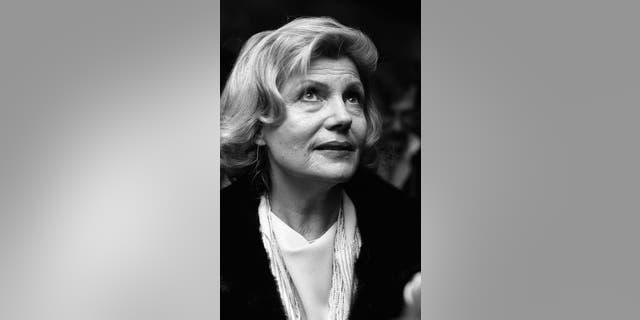 Rita Hayworth in 1978.