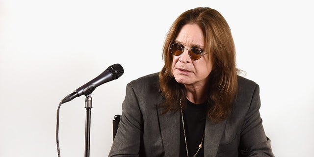 Ozzy Osbourne has received the first dose of the COVID-19 vaccine.