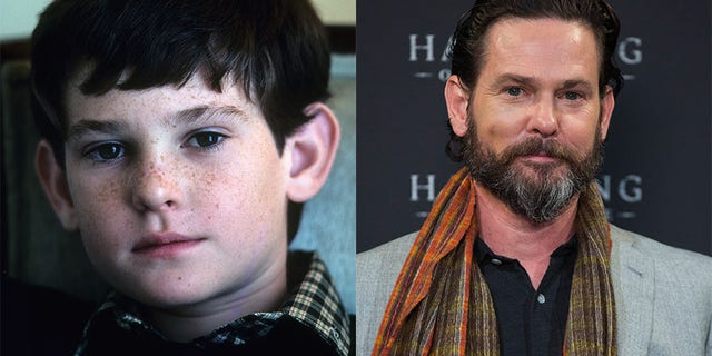 "Henry Thomas, who starred in 1982's ""E.T. the Extra-Terrestrial,"" attended a special screening of Netflix's ""The Haunting of Hill House"" at The Welsh Chapel on October 2, 2018 in London, England."