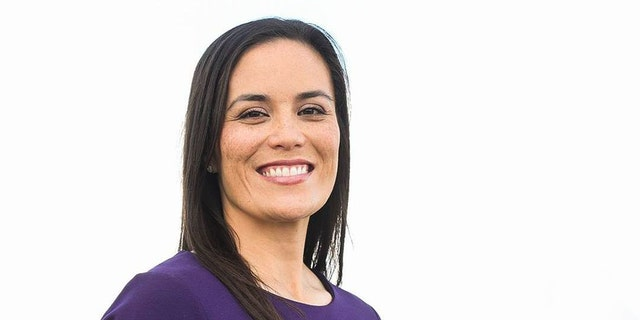 Gina Ortiz Jones is vying to become the first lesbian, Iraq War veteran and Filipina-American elected to Congress from Texas.