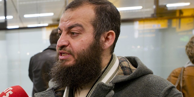 Haitham al-Haddad, seen here in 2012, has had close ties with the Muslim Research and Development Fund.