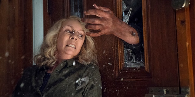 'Halloween' topped the weekend box office, beating 'First Man,' 'Venom,' 'A Star is Born' and more.