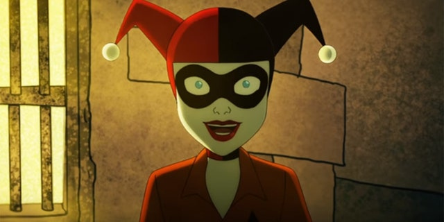 Kaley Cuoco will voice Harley Quinn in a new DC Universe animated series.