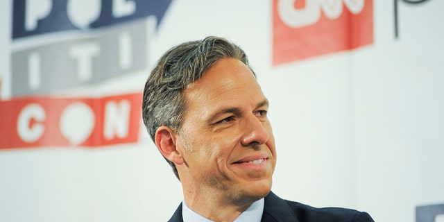 "CNN anchor Jake Tapper hosts ""The Lead.""<br /> ​​​​""></picture></div> <div class="