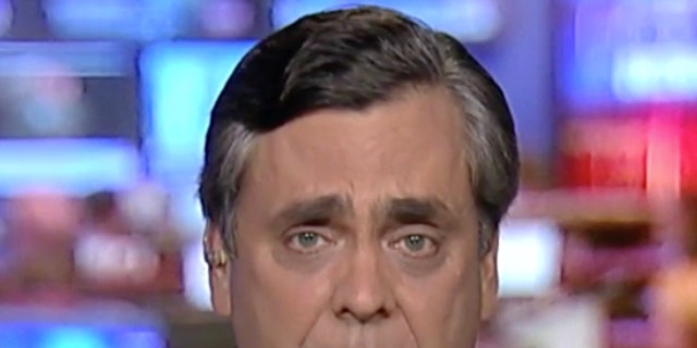 Jonathan Turley, law professor, George Washington University.