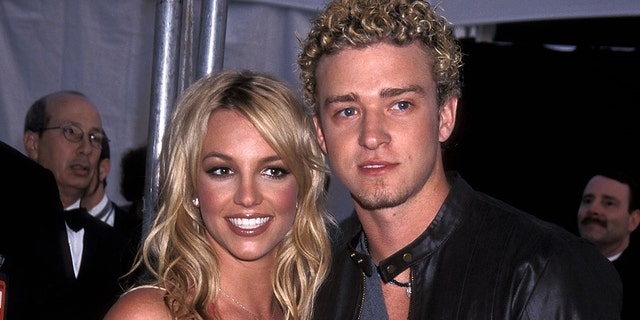 Justin Timberlake and Britney Spears were victims of a grim radio stunt.