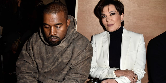 """Kris Jenner revealed in a recent interview on """"TheEllen DeGeneres Show"""" that she would rather that West keep some of hisviewsprivate. (Photo by Pascal Le Segretain/Getty Images)"""