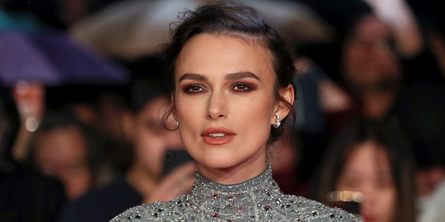 Keira Knightley is famous for starring in period dramas.