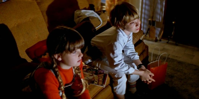 """Kyle Richards starred as the character Lindsay Wallace in the 1978 original """"Halloween"""" film."""