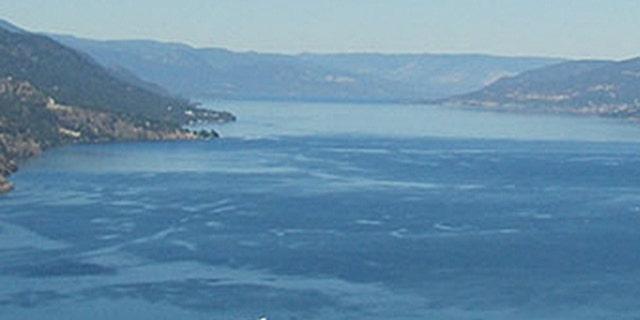 Lake Okanagan. (Credit: Doris Kotscha)