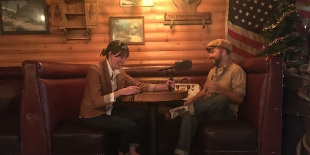 Laura Krantz interviewed many Bigfoot hunters for her new podcast 'Wild Thing.'