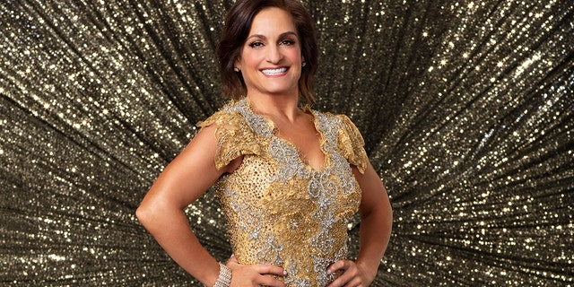 "Mary Lou Retton is a competitor on ""Dancing With the Stars."""