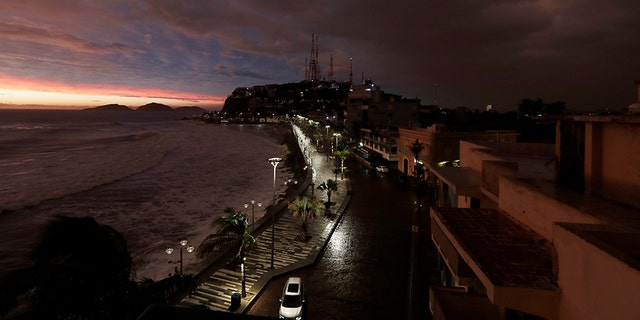 Hurricane Willa made landfall near Mazatlan, Mexico on Tuesday night as a powerful Category 3 storm.