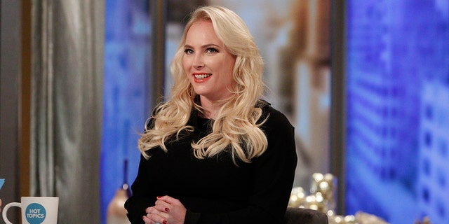 "Meghan McCain and her ""View"" co-hosts got into a heated exchange during Wednesday's episode over President Trump's prime-time address about the border."
