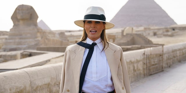 Melania Trump did an interview with ABC News during her solo trip to Africa last week.